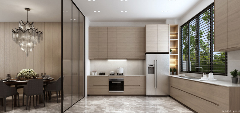 Parkwood Collection Kitchen and Dining